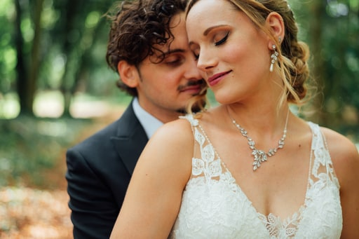 photo de couple avant le mariage